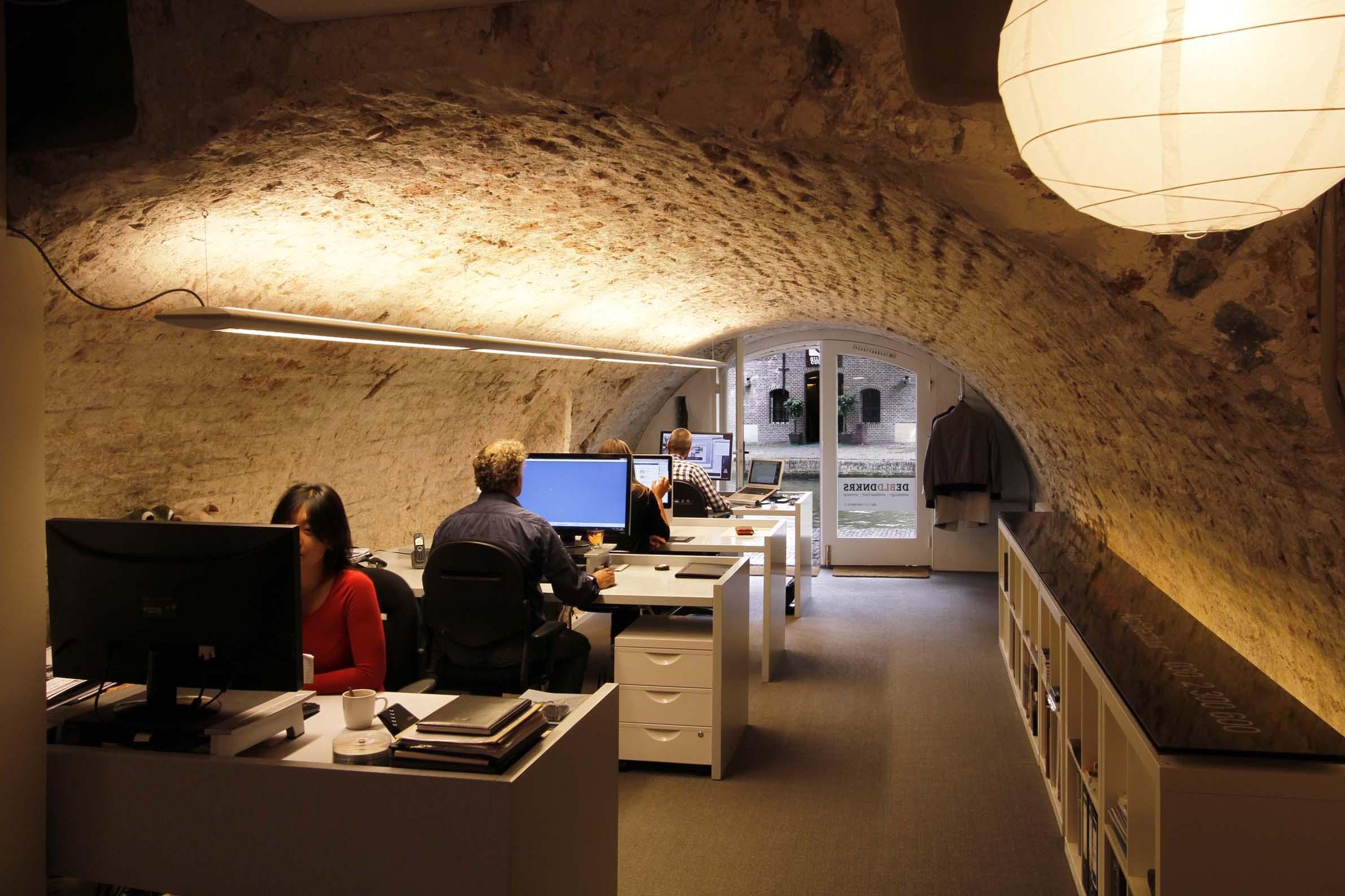 Lukas de jong architectuur architect utrecht bureau kantoorinterieur - Decoratie ontwerp kantoor ontwerp ...